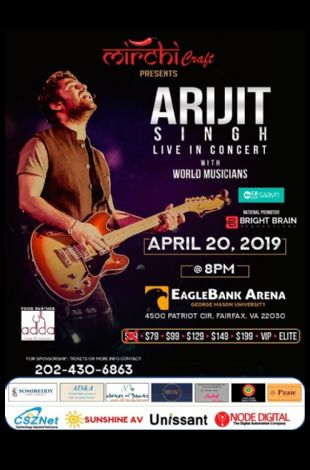 Arijit Singh Live In Concert