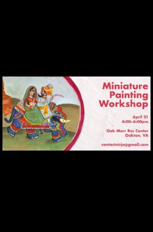 Rajasthani Miniature Painting Workshop