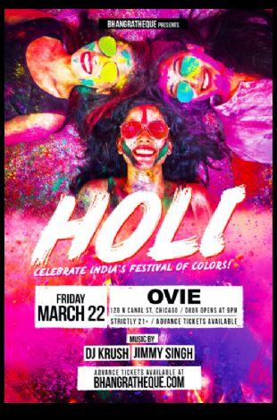 Holi - Celebrate India's Festival of Colors!