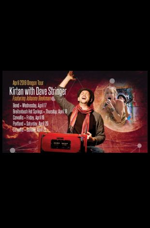 Kirtan with Dave Stringer
