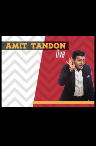 Amit Tandon Stand-Up Comedy Live in Detroit