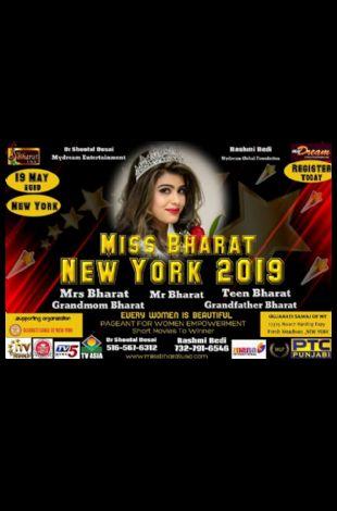 Miss Bharat New York 2019