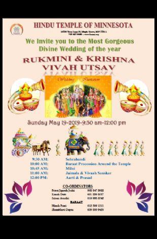 Rukmini & Krishna Vivah Utsav