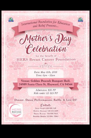 IFFER Mother's Day Celebration