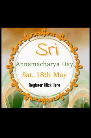 Annamacharya Day Celebration