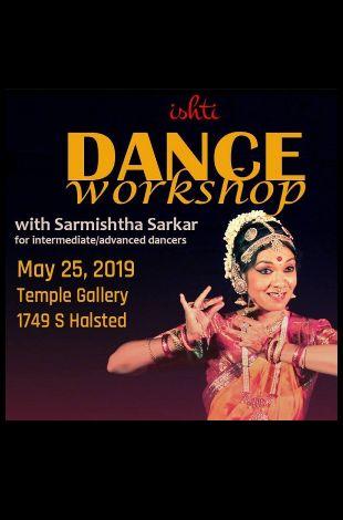 Dance Workshop with Sarmishtha Sarkar