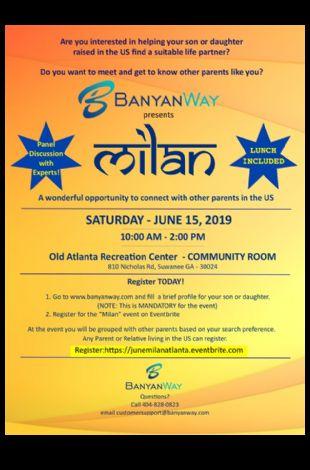 Milan Convention for Parents by BanyanWay-Atlanta