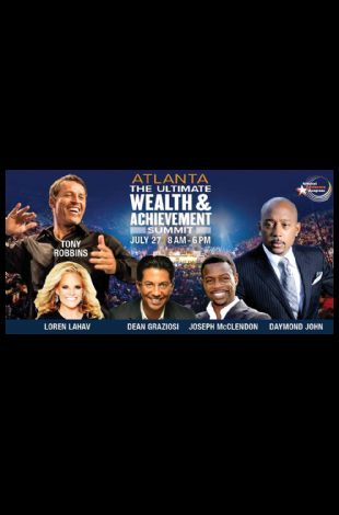 Tony Robbins & Daymond John LIVE Atlanta
