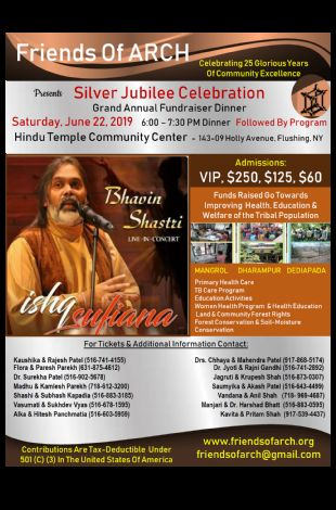 Bhavin Shastri - Live In Concert - Supporting A Noble Cause