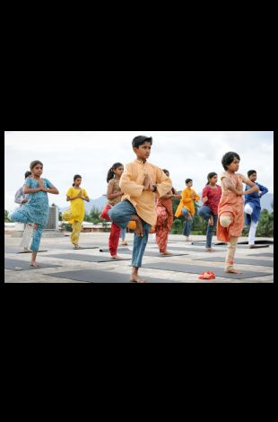 Hatha Yoga for Children by Isha
