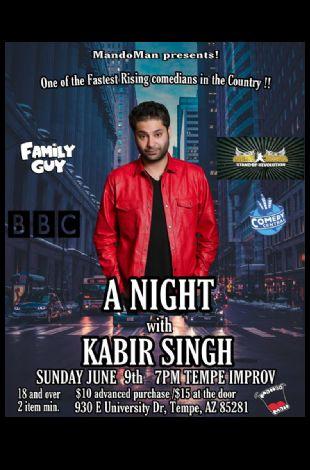 A Night with KABIR SINGH