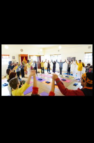 International Yoga Day 6/21 Free events all day