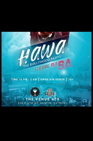 Hawa - Bollywood 'Outdoor' Summer Party