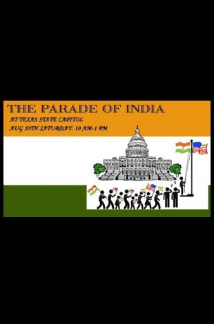 The Parade of India at Aug 10th