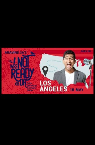 IWasNotReadyDa - Aravind SA's Comedy Show