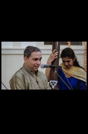 Anand Bhate in Concert - A Shadaj Baithak Event