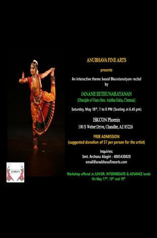 Bharatnatyam Recital