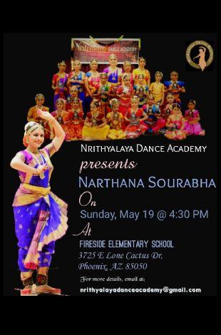 Nrithyalaya Dance Academy