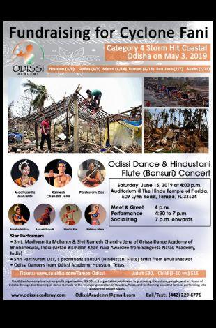 Odissi Dance & Hindustani Flute (Bansuri)