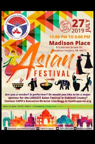 2nd Annual CAPA Asian Fest
