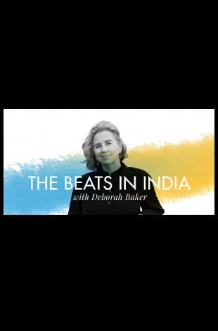 The Beats in India with Deborah Baker