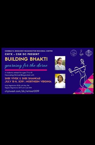 Building Bhakti - Yearning for the Divine