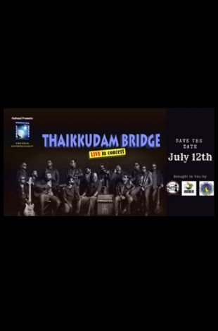 Thaikkudam Bridge Live in Boston