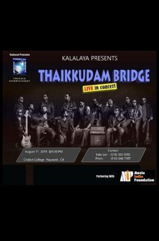 Thaikkudam Bridge Live in Concert - Bay Area