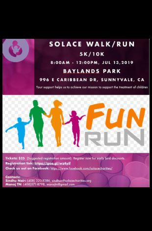 Solace Walk/Run 5k/10k