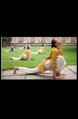 Hatha Yoga (Isha) - Surya Kriya