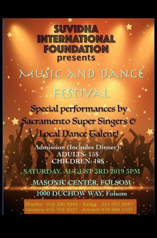 Music & Dance Festival