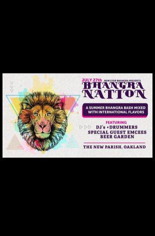 Non Stop Bhangra Summer Bash-Oakland