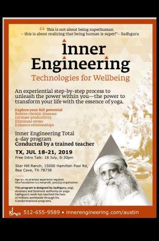 Inner Engineering Total