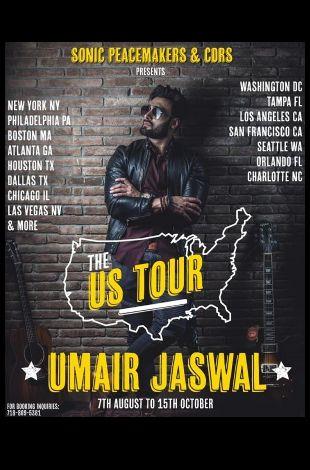 Umair Jaswal Concert For CDRS
