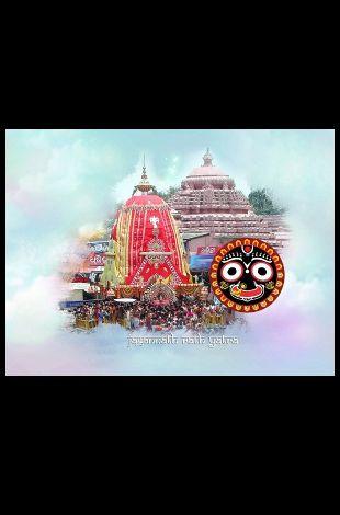 Lord Jagannath ji return Rath Yatra - Bahuda Festival
