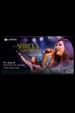 SEF: Shreya Ghoshal Live with Symphony Orchestra