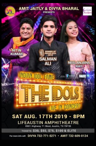 The IDOLS Live In Concert - Austin