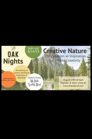 OAK Nights - August Event