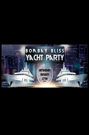 Bombay Bliss Yacht Party - 2 Levels Of Music