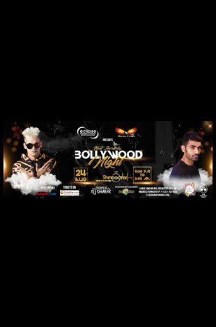 Bollywood Night with DJ Spindoctor, DJ Dharak & DJ Raj