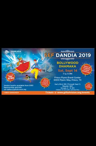 SEF Bollywood Dandia 2019