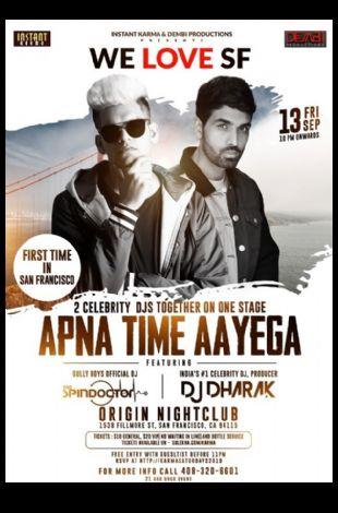 Apna Time Aayega Bollywood Party Feat Gully Boys DJ & Dharak