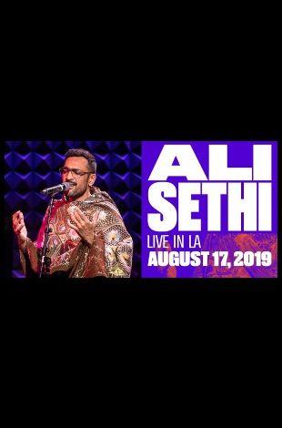 Ali Sethi Live In LA