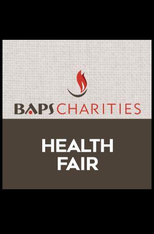 BAPS Charities Health Fair