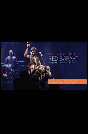 Red Baraat: Bollywood Funk Party Band