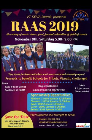 RAAS 2019 - SAVE THE DATE