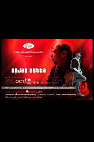 Anjan Dutta Live in Concert - Los Angeles