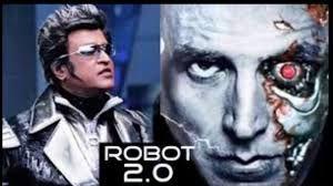 2.0 3D (Tamil) Movie