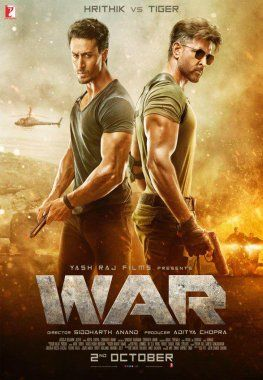 War (Hindi) Movie
