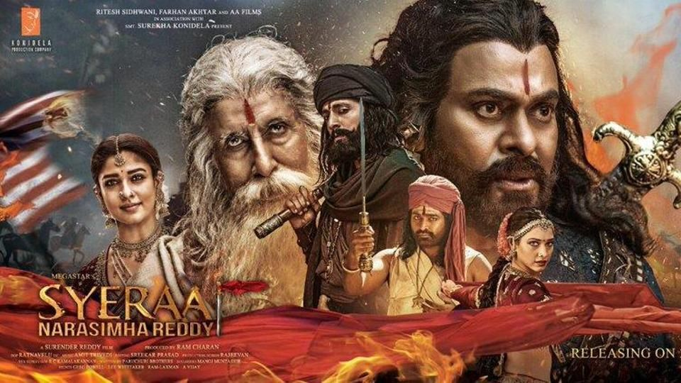 Sye Raa Narasimha Reddy (Hindi) Movie